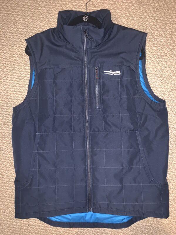 sitka vest large