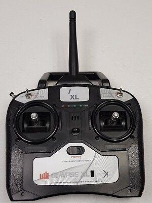 SPEKTRUM DX4 MODE 2 TRANSMITTER  FOR  GLIMPSE XL  BLADE 350QX RC DRONES QUADS