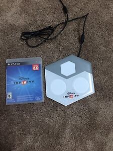 Disney infinity 2 disc and base for ps3
