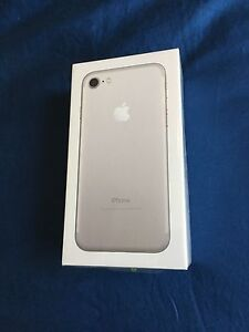 iPhone 7 128gb Silver **Brand New Sealed Box** Mount Gravatt Brisbane South East Preview