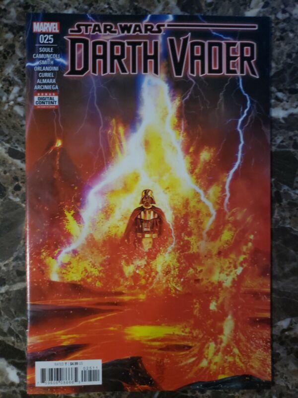 Darth Vader #25 Vol 2 | NM | Fortress Vader FINALE | Ashoka Tano | Marvel