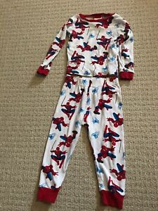 The amazing Spider-Man pyjamas