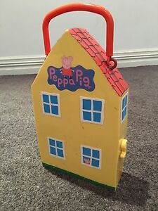 Peppa pig house Madeley Wanneroo Area Preview