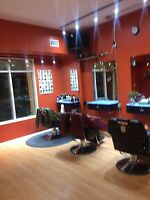 Classic barber and hair salon looking for experience barbers