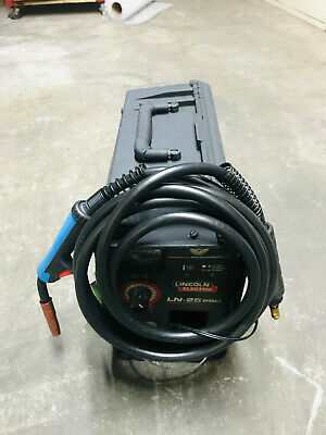 Lincoln Ln-25 Pro Wire Feeder
