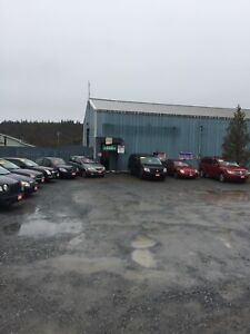 Share a Car Sales Office with You