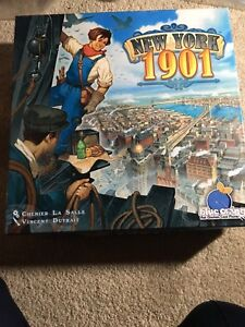 Board game : New York 1901