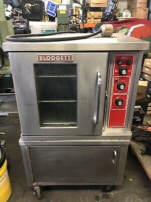 Blodgett Ctb-1 Half Size Electric Convection Oven 208240v W Stand