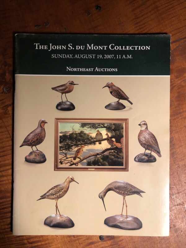 Northeast Auctions: The John S Du Mont Collectiin 8/2007