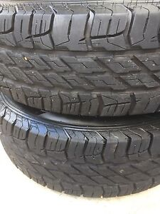 Tyres and Rims 235/75R15 139.7 6 stud off Ford Ranger Noosaville Noosa Area Preview
