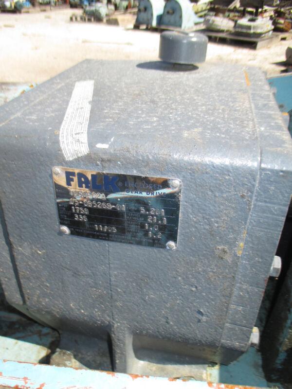 FALK GEAR REDUCERS 1030FC2 - 5.2-1 RATIO  LOW HOURS
