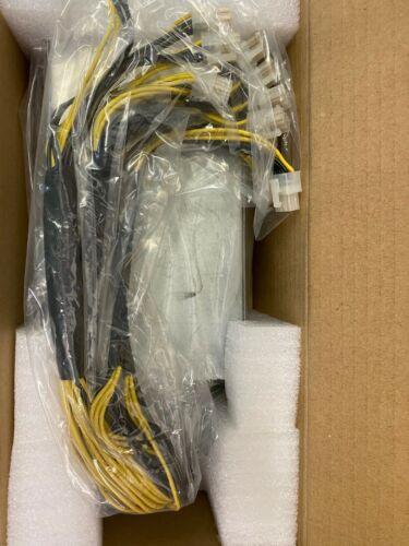 Bitmain APW3+ 1600W Antminer Power Supply PSU 220V 240V ONLY NOT 110V