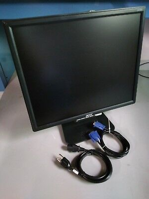 ACER AL1916 VGA LCD Monitor with cables