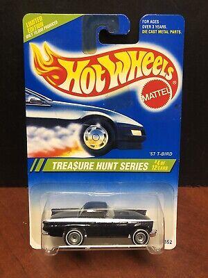 Hot Wheels 1995 Treasure Hunt '57 T-Bird EM4925