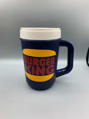 Vintage Rare Burger King /Maxwell house Coffee Mug