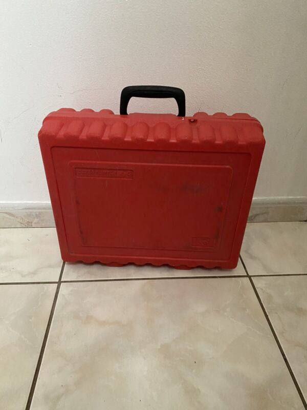 Perm-A-Store Red DLT - 20 Capacity Turtle Case