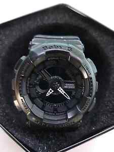 CASIO G-SHOCK BA-110 BC 1A BABY-G Acton Park Clarence Area Preview