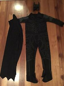 Batman 'dark knight' costume age 7-8 Henley Beach South Charles Sturt Area Preview