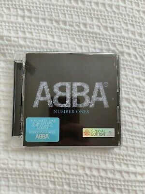 ABBA : Number Ones CD (2006) Value Guaranteed from eBay's biggest seller!