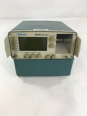 Tektronix 1502b Metallic Tdr Cable Tester For Parts