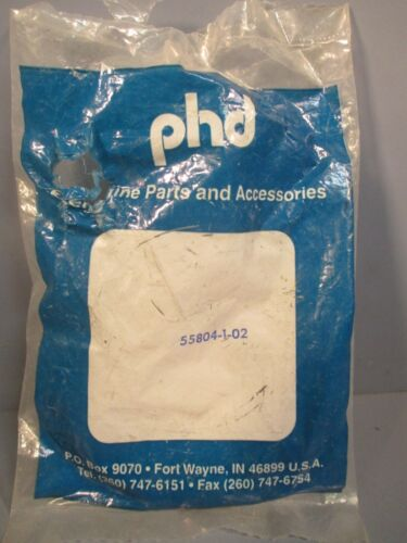 PHD Hall Effect Proximity Switch 3 Pin Male Straight 55804-1-02