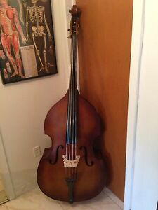 Upright bass - Contrebasse 3/4