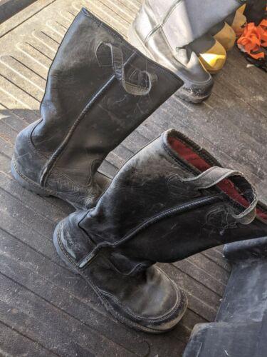 Firefighter Boots Crosstech Size 10D