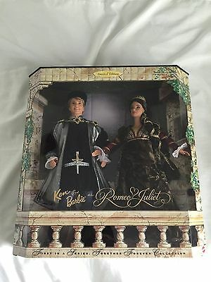 Romeo and Juliet Barbie Doll 1997 Together Forever Collection (1st)
