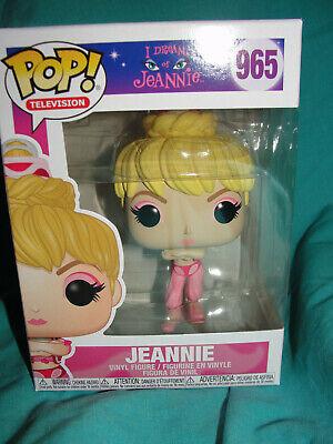 Funko Pop Television I Dream Of Jeannie Vinyl Figure-New