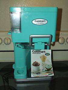 Cuisinart 2 quart ice cream maker recipe book