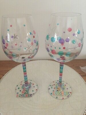 Wine Glasses 14 oz.