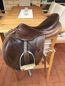 Brown southern star jump saddle Mandurah Mandurah Area Preview