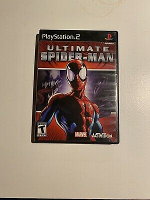 Ultimate Spiderman Ps2 PlayStation 2 2005