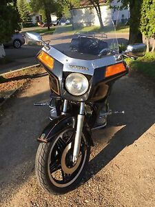 1981 Honda gold wing interstate