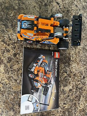 LEGO Technic 42104 Race Truck Pull back, pre-owned, assembled