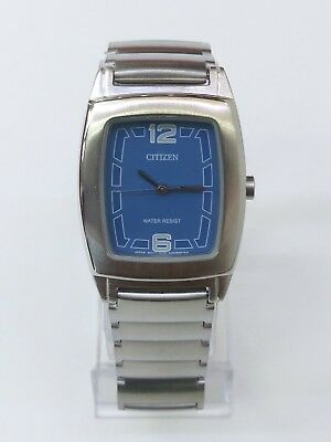 CITIZEN Water Resistant Quartz stainless steel Watch BA3960-51L VINTAGE for sale  Shipping to Canada