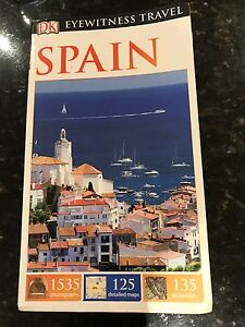 Spain Travel Guide Book West Pymble Ku-ring-gai Area Preview