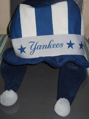 New York Yankees Team Logo Classic Mascot Top Hat  (NEW with tags) One Size