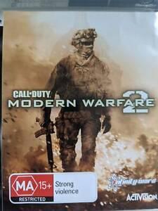 PS3 games, Battlefield, Red Dead, Call of Duty Modern Warfare 2