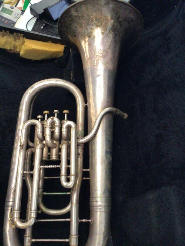 Conn  Euphonium Vintage SN:183702 ***No Case Included***