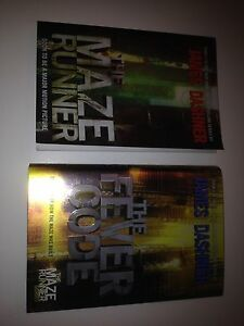 The maze runner (book one and 5)
