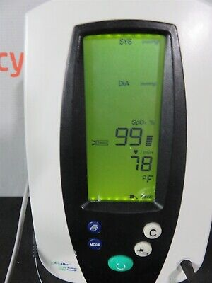 Welch Allyn 420 Series Spot Vital Signs Monitor Medical Patient Nellcor Nibp