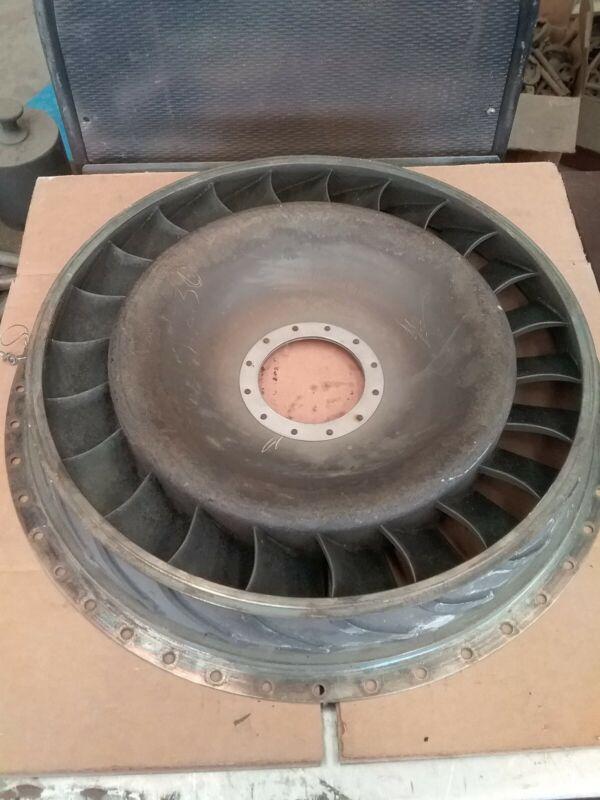 Lycoming T53 Scrap Fan Assy