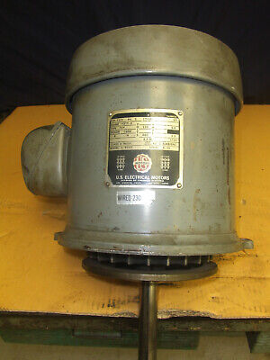 Bridgeport 1-1 2hp 3ph Spindle Drive Motor For Series I Milling Machine