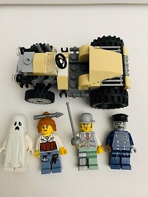 👻💯% LEGO Monster Fighters Minifigures Lot Ghost Car 9467 9468 9464 9463