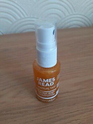 James Read Gradual Tan H2O Illuminating Tan Mist Body Spray 30ml - BN