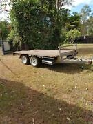 Flat deck trailer Carseldine Brisbane North East Preview