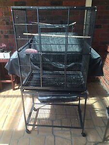 Large Bird Cage on Stand Rowville Knox Area Preview