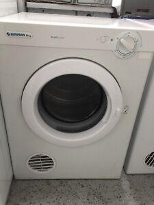 Large capacity 6kg Dryer Simpson