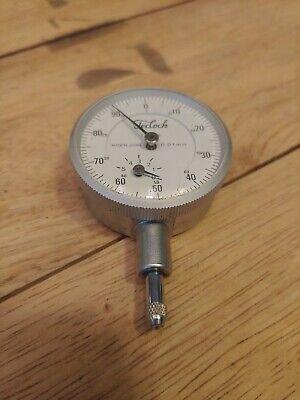 Teclock Dial Indicator Tm-35 0.01mm Japan